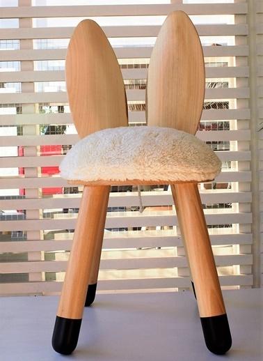 Tavşan Çocuk Sandalyesi-LaMoneta